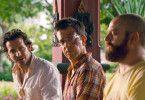 Wieder vereint: Bradley Cooper, Ed Helms und Zach Galifianakis (v.l.)