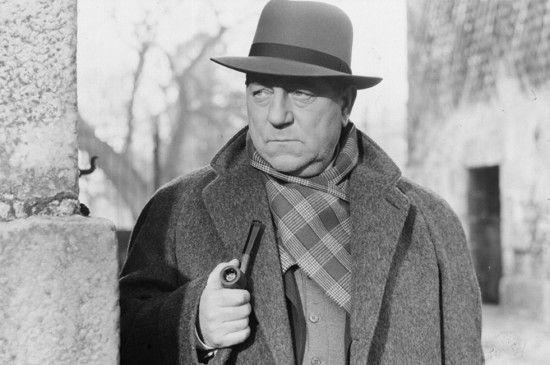 Denker mit Pfeife: Jean Gabin als Simenons Maigret