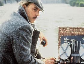 Noch keiner hat meinen Sender entdeckt! Donald Sutherland als fieser Spion