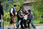 Selbstjustiz in den Bayerischen Alpen:  Xaver Edlinger (Daniel Christensen) wird misshandelt