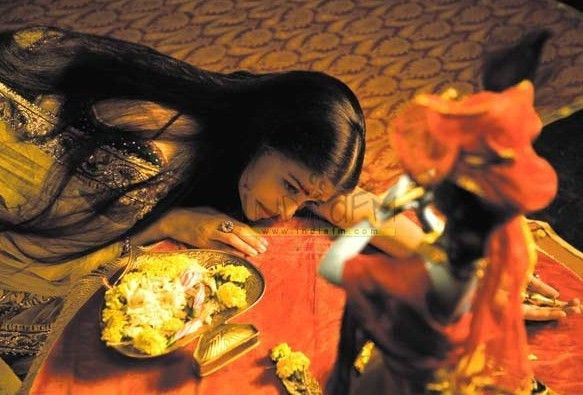 Verzweiflung pur: Aishwarya Rai