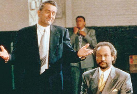Der spinnt, der Seelenklempner!  Robert De Niro (l.) und Billy Crystal