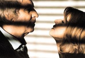 Küss mich doch endlich! Senta Berger und Ulrich Pleitgen