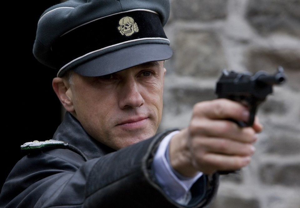 Zu allem bereit: Christoph Waltz als Judenjäger