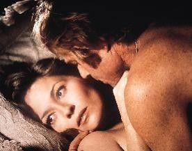 Bist du knusprig! Robert Redford mag Faye Dunaway