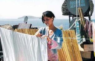 Was nützt das schöne Meer? Seda Akman lebt ihren tristen Alltag