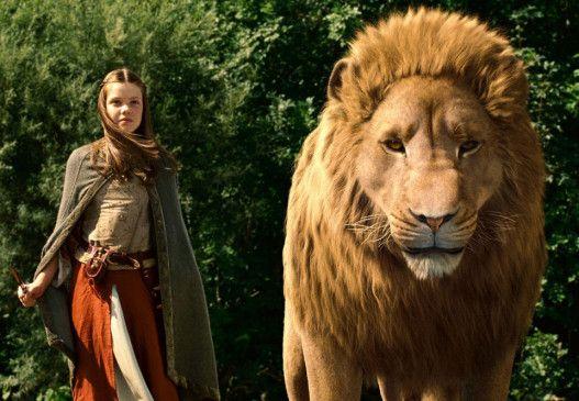 Wer hat hier eine Löwenmähne?