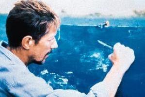 Was für ein sattes Blau: Jacques Dutronc als  Vincent Van Gogh