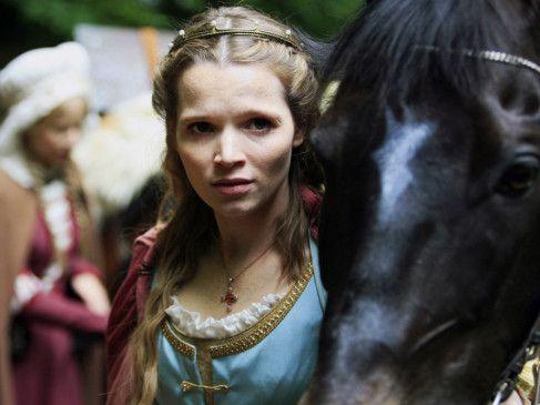 Die Prinzessin (Karoline Herfurth) wird zum Rollentausch gezwungen