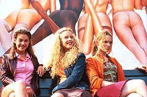 Wir wollen's wild! Drei Freundinnen unter sich
