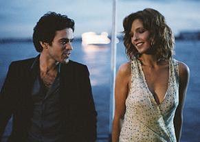 Dass wir uns hier wiedersehen: Romain Duris und Kelly Reilly