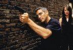 Treff' ich, oder treff' ich nicht? Das ist hier die Frage! George Clooney und Nicole Kidman