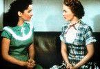 Hast du den hübschen Jungen<br> gesehen? Elizabeth  Taylor (l.) und Jane Powell fachsimpeln