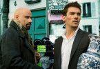 Leisten nicht immer Team-Arbeit: John Travolta und Jonathan Rhys Meyers