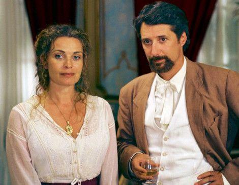 Können sich gut leiden! Isabelle Renauld und Antoine De Caunes