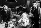 Keine Angst, ich beschütze dich! Humphrey Bogart (r.) und Bette Davis