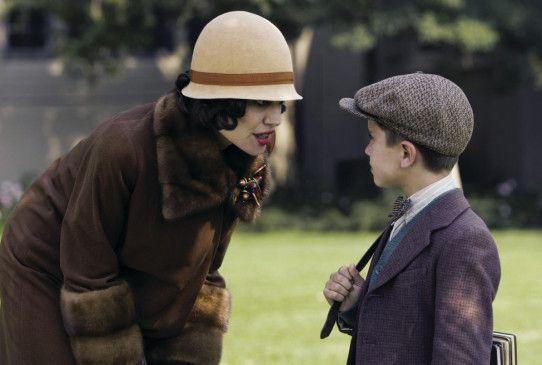 Pass gut auf dich auf, mein Junge! Angelina Jolie als fürsorgliche Mutter