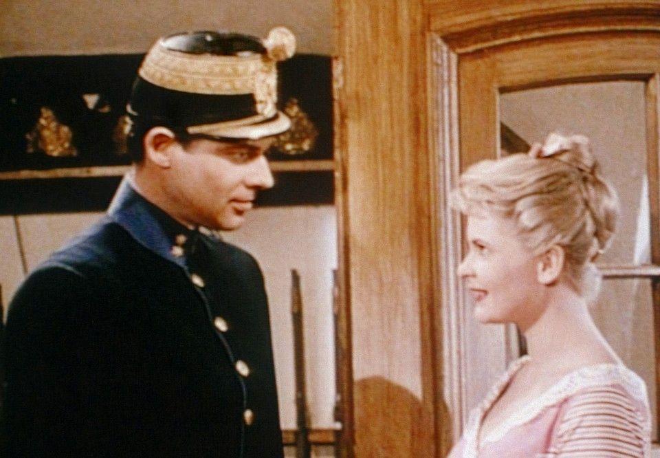Der Oberleutnant und das Stubenmädchen: Walther Reyer und Johanna Matz