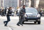 Nichts wie weg! Russell Crowe flieht mit Elizabeth Banks