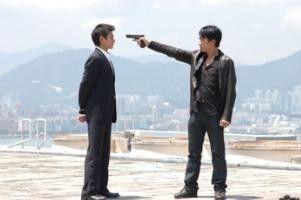 Duell der Maulwürfe: Andy Lau (l.) und Tony Leung Chiu-wai