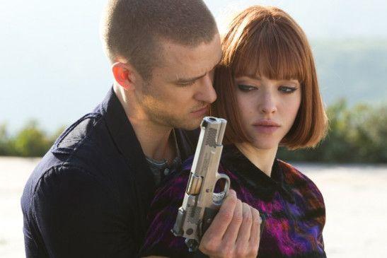 Zeit ist alles: Justin Timberlake mit Amanda Seyfried