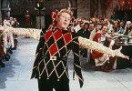 Hauptsache das Publikum lacht: Danny Kaye als Hofnarr