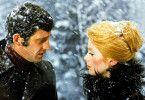 Jean-Paul Belmondo hat sich mit Chatherine Deneuve  eine zwielichtige Braut geangelt