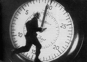 Die Zeit wird knapp: Jean-Marc Barr