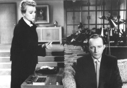 Reißen Sie sich zusammen, Earl! Inger Stevens und Bing Crosby