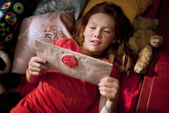 Ein Brief für die Hexe - Alina Freund als Lilli