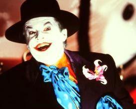 """Hatte bei seiner Gage gut lachen: Jack Nicholson  als """"Joker"""""""