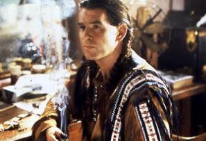 Ach, wäre ich gerne ein Indianer... Pierce Brosnan  als Archie Grey Owl