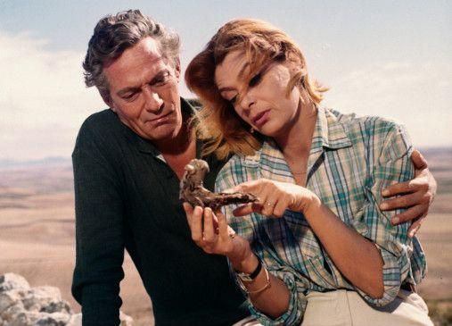 Maria (Melina Mercouri) und Paul (Peter Finch) haben sich auseinander gelebt
