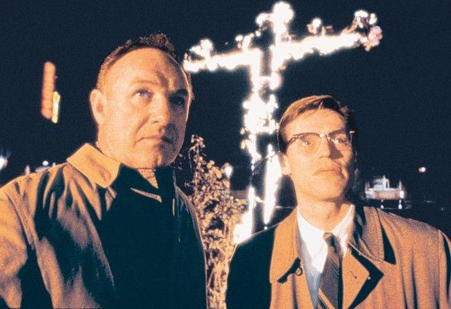 So können die das Feuer nie löschen - Gene Hackman (l.) und Willem Dafoe