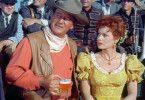 Ich trinke Bier, wann ich will, mein Schatz! John Wayne und Maureen O'Hara