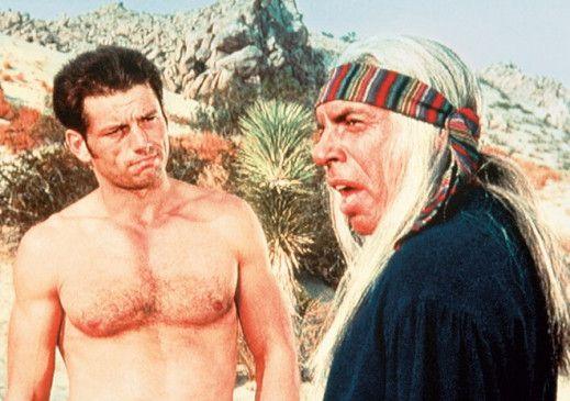 Nackter Mann im Wilden Westen: Ralph Taeger als Trapper Hondo