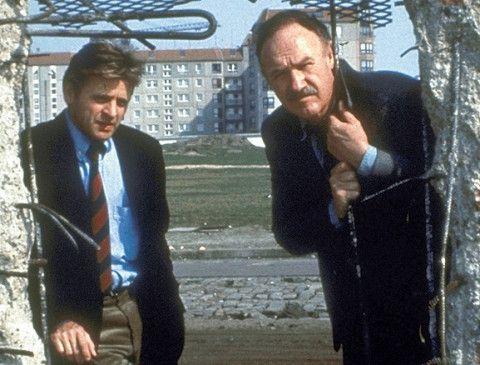 Ich bekomm' den Maulwurf! Gene Hackman (r.) mit Michail Baryschnikow
