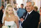 Der Vater und die Braut: Marian Dziedziel und Tamara Arciuch