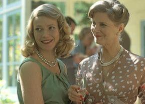 Im Film wie real Mutter und Tochter: Gwyneth Paltrow (l.) und Blythe Danner