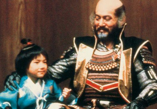 Nun bin ich Kagemusha - Tatsuya Nakadai mit Kolta Yui
