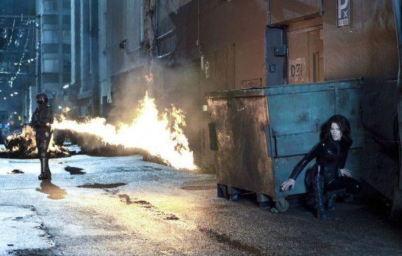Erfährt Angst und Schrecken: Kate Beckinsale als Selene