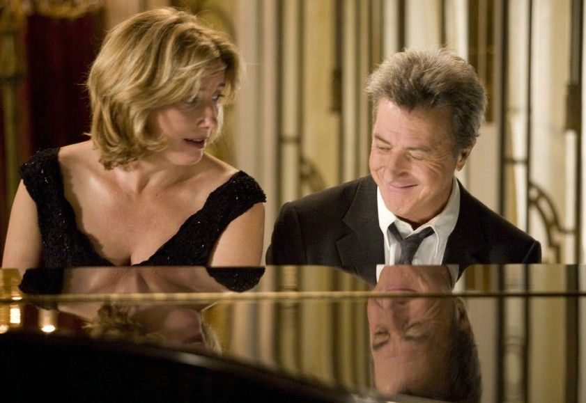 Ein eingespieltes Team: Emma Thompson und Dustin Hoffman