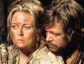 """Ich will nur meinen """"Doc""""! Faye Dunaway und Mike  Witney"""