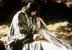 Bald wird unser Kind geboren! Josef (Tobias Moretti) und Maria (Stefania Rivi)