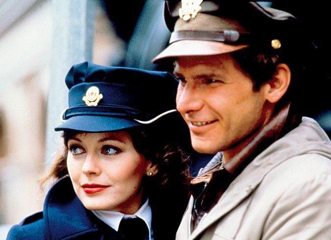 Hat ihre Liebe eine Chance? Lesley-Anne Down und Harrison Ford
