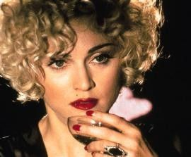 Etwas heiser - Madonna als Heiserchen