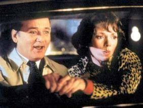 Macht Autofahren nicht Spaß! Bill Murray und  Joanne Whalley