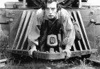 Auf, auf, mein General! Wir werden es allen  zeigen! Buster Keaton als Lokführer