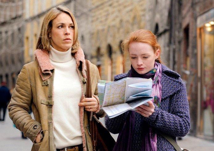 Mutter und Tochter wieder vereint: Anneke Kim Sarnau (l.) und Janina Stopper