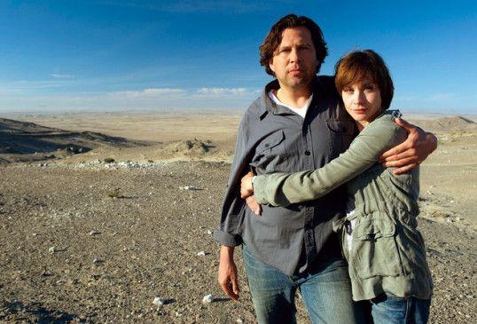 Noch ist ihre Welt in Ordnung: Maja (Christiane Paul) und ihr Mann Hanno (Hans-Jochen Wagner)